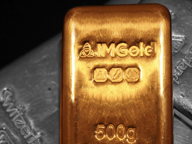 IM Gold Bullion Ltd