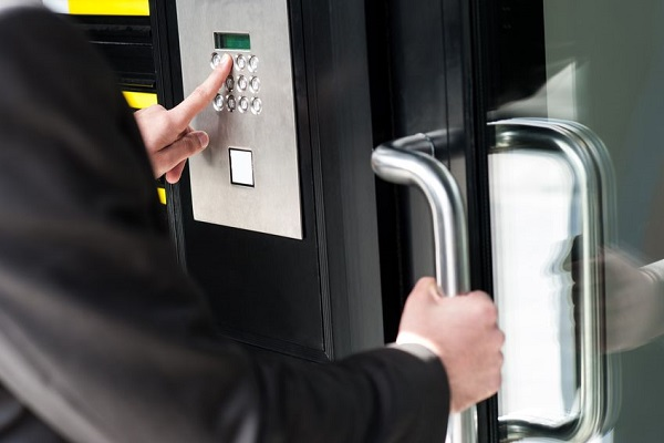 Access Control Systems, Integrated Security Technology