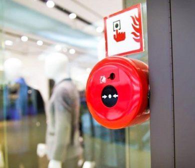 Fire Alarm Alert Retail