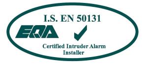 Small EQA logo